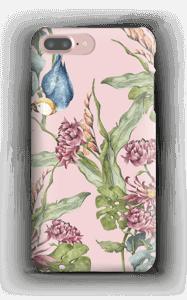 Parrot in nature case IPhone 7 Plus