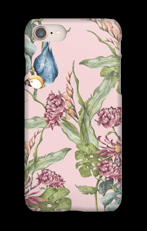 Papegøjer i natur cover IPhone 8