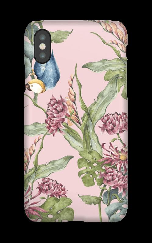 Papegøye i natur deksel IPhone X