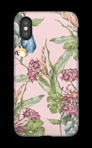 Nature & Perroquet Coque  IPhone X tough