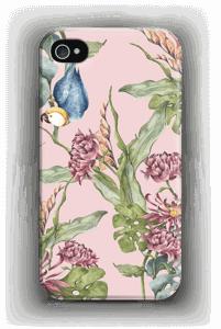 Papegoja i natur skal IPhone 4/4s