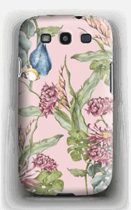 Papegøye i natur deksel Galaxy S3