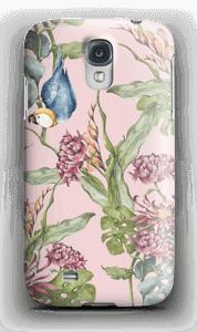 Papegaai in natuur hoesje Galaxy S4