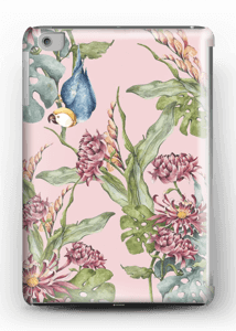 Parrot & flowers case IPad mini 2