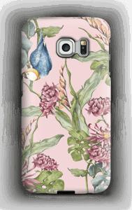 Papagei Handyhülle Galaxy S6 Edge