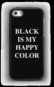 Black is my happy color case IPhone 5/5s tough