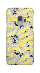 Yellow whales case Galaxy S9