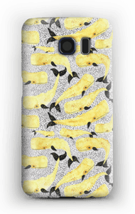 Yellow whales case Galaxy S6