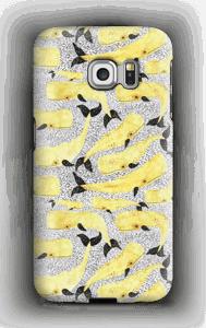 Keltaisia valaita kuoret Galaxy S6 Edge
