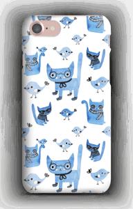Oiseaux et chats Coque  IPhone 7
