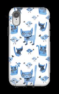 Oiseaux et chats Coque  IPhone XR tough