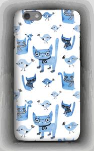 Oiseaux et chats Coque  IPhone 6s