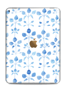 Blue flowers  Skin IPad Pro 12.9