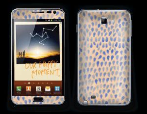 Drops  Skin Galaxy Note