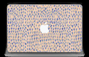 "Dråper  Skin MacBook Air 11"""