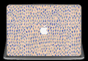 "Dråper  Skin MacBook Pro Retina 15"" 2015"