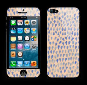 Dråper  Skin IPhone 5
