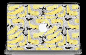 "Whales in yellow Skin MacBook Air 11"""
