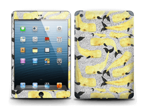 Baleines jaunes Skin IPad mini 2