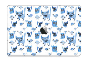 "Cats & birds  Skin MacBook Pro 13"" 2016-"
