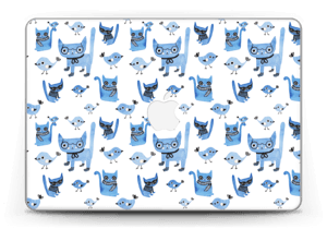 "Cats & birds  Skin MacBook Pro Retina 13"" 2015"