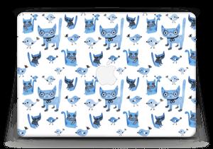 "Birds & cats Skin MacBook Air 13"""