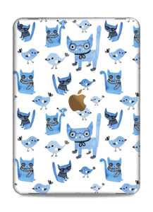 Cats & birds  Skin IPad Pro 12.9