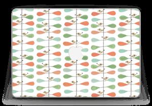 """Småfåglar Skin MacBook Pro Retina 13"""" 2015"""