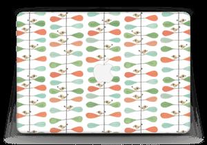 "Birds & leafs Skin MacBook Air 13"""