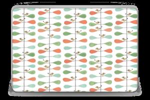 Birds & leafs Skin Laptop 15.6