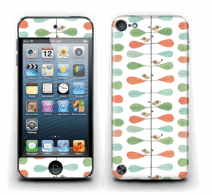 Small birds  Skin IPod Touch 5th Gen