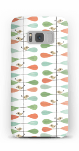 Small birds case Galaxy S8