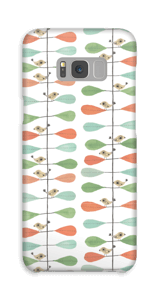 Small birds case Galaxy S8 Plus