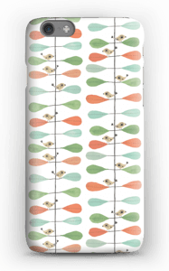 Småfugle & blade cover IPhone 6s