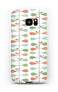 Small birds case Galaxy S7 Edge