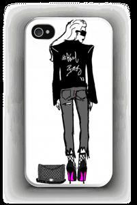 Girlboss deksel IPhone 4/4s