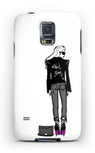 Girlboss case Galaxy S5