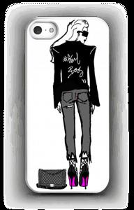 Girlboss case IPhone SE