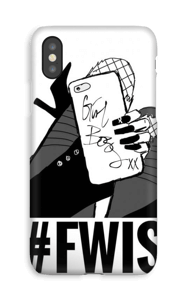 #FWIS deksel IPhone XS