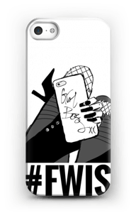 #FWIS cover IPhone 5/5S