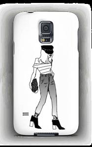 Cool Girl Coque  Galaxy S5