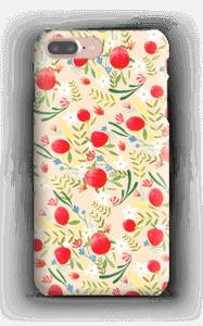 Flower Fields kuoret IPhone 7 Plus