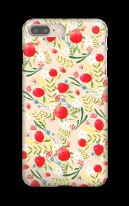 Flower Fields kuoret IPhone 8 Plus