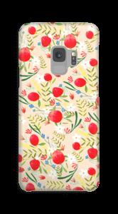 Blumenfeld Handyhülle Galaxy S9