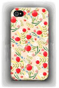 Flower Fields case IPhone 4/4s