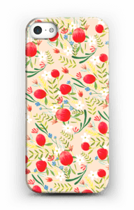 Blomster Eng cover IPhone 5/5S