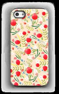 Flower Fields kuoret IPhone 5/5s tough
