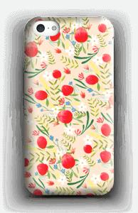 Flower Fields kuoret IPhone 5c