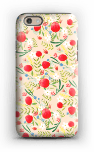 Flower Fields kuoret IPhone 6 tough