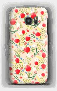 花畑 ケース Galaxy S7